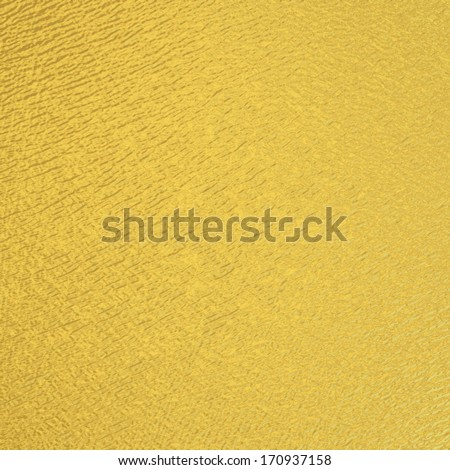 abstract yellow background layout design, web template glassy rippled background texture, shiny bumpy foil material surface with faint design, gold luxury background graphic art image