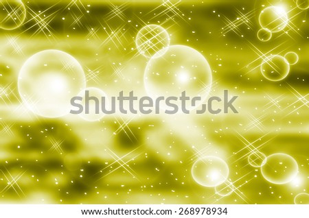 abstract yellow  futuristic stripe background design with lights