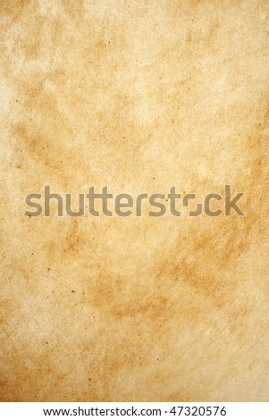 Abstract yellow grunge background - stock photo