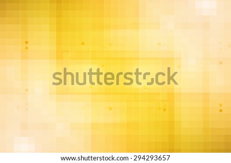 abstract yellow hi-tech background