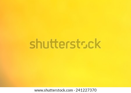 abstract yellow natural background - stock photo