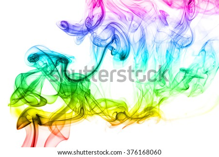 abstraction and smoke