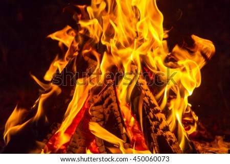 Abstraction Fire