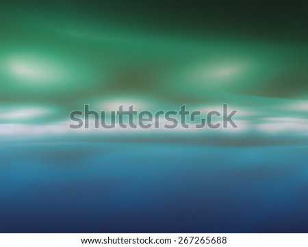 Abstraction in pastel colors on a soft and airy background  - stock photo