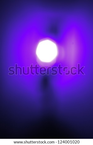 Abstraction: Light - stock photo