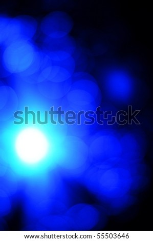 abstracts lights or bokeh background with interesting colors - stock photo