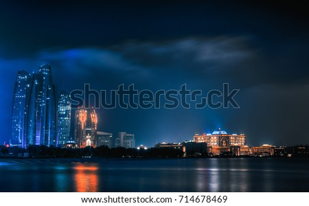 stock-photo-abu-dhabi-uae-etihad-towers-
