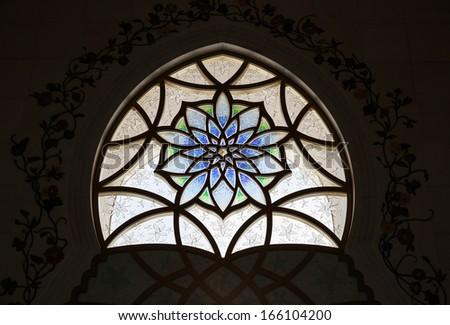 ABU DHABI, UNITED ARAB EMIRATES - NOVEMBER 5: Sheikh Zayed Grand