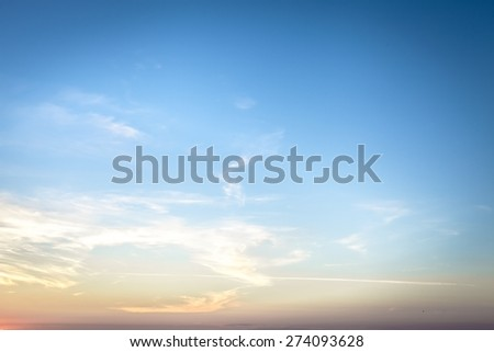 Accessibility, air, backgrounds. - stock photo
