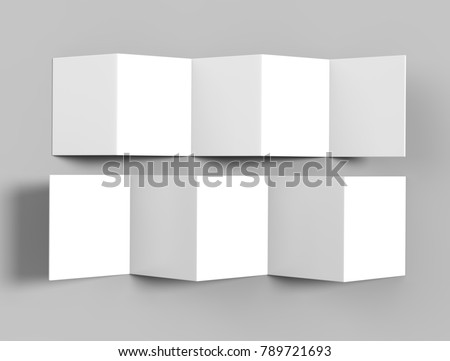 Accordion stock images royalty free images vectors for Accordion brochure template