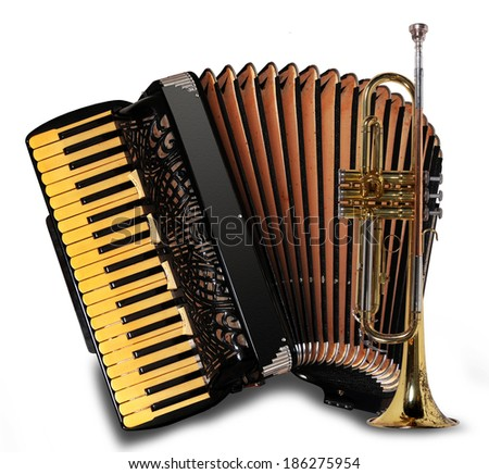 Accordion & Trumpet