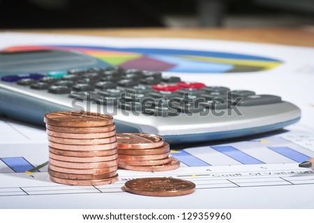 Accountancy - stock photo