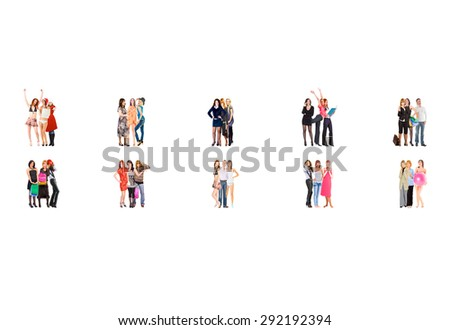 Achievement Idea Workforce Concept  - stock photo