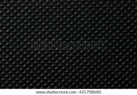 acoustical foam - stock photo