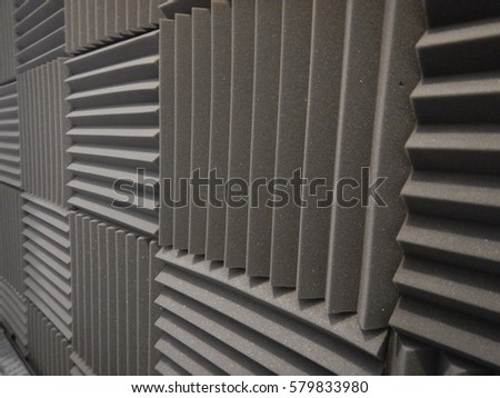 Soundproof stock images royalty free images vectors for Soundproofing a room for music