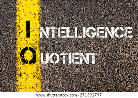 a background on emotional intelligence and iq While intelligence is an important part of life success, other factors also play a role what role does emotional intelligence (eq) play versus iq.