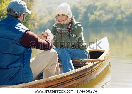Active recreation. Camping - stock photo