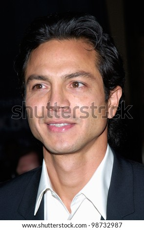 Actor BENJAMIN BRATT at the 2001 Blockbuster Awards in Los Angeles. 10APR2001.    Paul Smith/Featureflash
