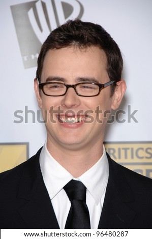 Actor COLIN HANKS at the 11th Annual Critics' Choice Awards in Santa Monica, presented by the Broadcast Film Critics Association. January 9, 2006  Santa Monica, CA  2006 Paul Smith / Featureflash