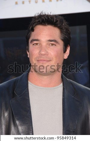 "Actor DEAN CAIN at the world premiere of ""Superman Returns"" in Los Angeles. June 21, 2006  Los Angeles, CA  2006 Paul Smith / Featureflash - stock photo"