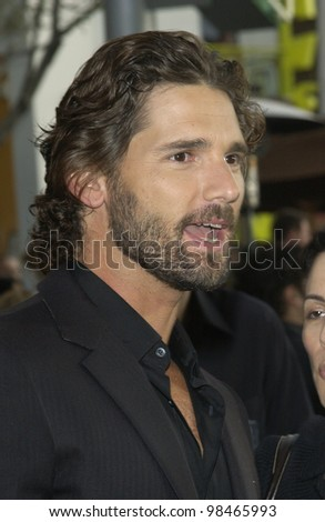 Actor ERIC BANA at world premiere of his new movie The Hulk at Universal Studios Hollywood. June 17, 2003  Paul Smith / Featureflash