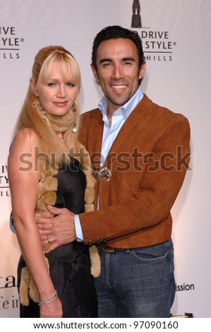 Actor FRANCESCO QUINN at the Rodeo Drive Walk of Style Award honoring photographers Herb Ritts and Mario Testino. March 20, 2005: Beverly Hills, CA.  2005 Paul Smith / Featureflash