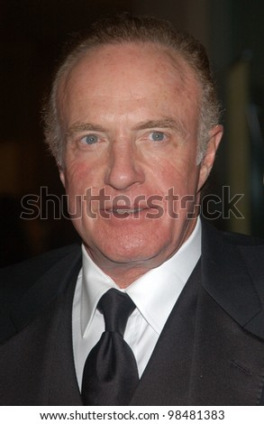 Actor JAMES CAAN at the 18th Annual American Cinematheque Gala honoring Nicole Kidman. November 14, 2003  Paul Smith / Featureflash