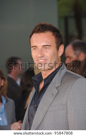 "Actor JULIAN McMAHON at the world premiere, in Hollywood, of ""The Lake House"". June 13, 2006  Los Angeles, CA  2006 Paul Smith / Featureflash"