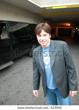 actor Mike Myers Toronto Film  Festival