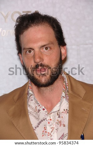 Actor SILAS WEIR MITCHELL at the end of season party for the TV series Prison Break. April 27, 2006  Los Angeles, CA  2006 Paul Smith / Featureflash
