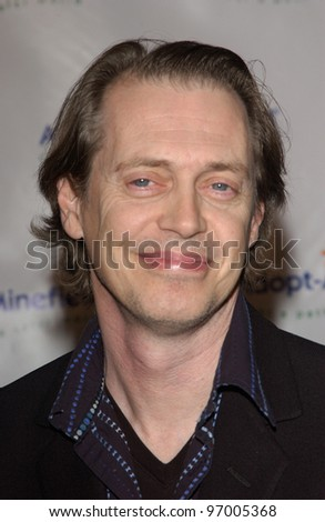 Actor STEVE BUSCEMI at the 4th Annual Adopt-A-Minefield Gala at the Century Plaza Hotel, Beverly Hills, California. October 15, 2004