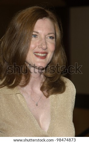 Actress ANNETTE O'TOOLE at the National Multiple Sclerosis Society's 29th Annual Dinner of Champions honoring Bob and Harvey Weinstein. Sept 25, 2003  Paul Smith / Featureflash
