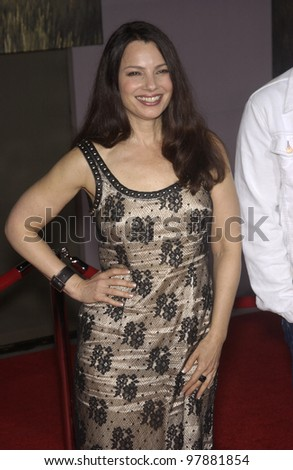 Actress FRAN DRESCHER at the world premiere, in Hollywood, of Cold Creek Manor. Sept 17, 2003  Paul Smith / Featureflash
