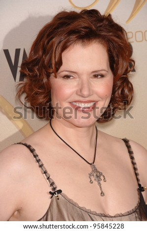 Actress GEENA DAVIS at the 2006 Women in Film Crystal+Lucy Awards in Century City. June 6, 2006  Los Angeles, CA.  2006 Paul Smith / Featureflash