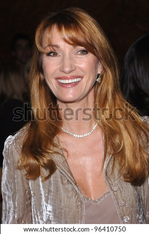 Actress JANE SEYMOUR at the 2005 Family TV Awards at the Beverly Hilton Hotel, Beverly Hills. November 30, 2005  Beverly Hills, CA  2005 Paul Smith / Featureflash