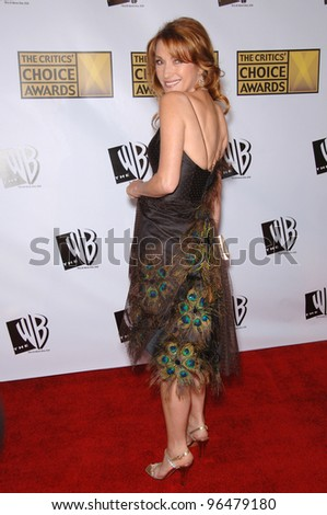 Actress JANE SEYMOUR at the 11th Annual Critics' Choice Awards in Santa Monica, presented by the Broadcast Film Critics Association. January 9, 2006  Santa Monica, CA  2006 Paul Smith / Featureflash