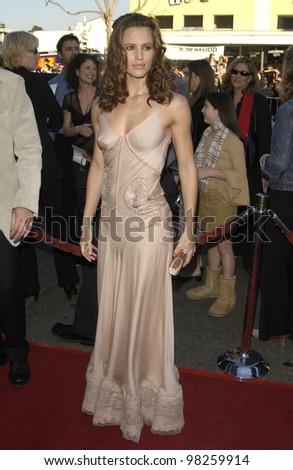 Jennifer Garner Daredevil Premiere Daredevil Premiere Sto...