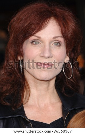 "Actress MARILU HENNER at the world premiere of ""Ice Age: The Meltdown"" at the Grauman's Chinese Theatre, Hollywood. March 19, 2006  Los Angeles, CA.  2006 Paul Smith / Featureflash"