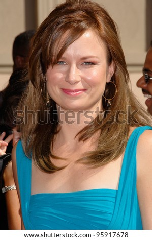 Actress MARY LYNN RAJSKUB at the 2006 Creative Arts Emmy Awards at the Shrine Auditorium, Los Angeles. August 19, 2006  Los Angeles, CA  2006 Paul Smith / Featureflash