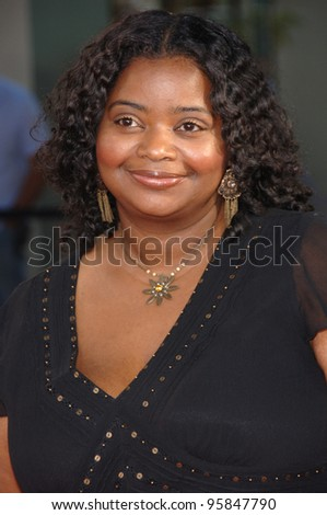 "Actress OCTAVIA SPENCER at the world premiere, in Hollywood, of ""The Lake House"". June 13, 2006  Los Angeles, CA  2006 Paul Smith / Featureflash"