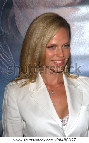 Actress RACHEL ROBERTS at the Los Angeles premiere of Master and Commander. November 11, 2003  Paul Smith / Featureflash
