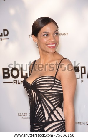 Actress ROSARIO DAWSON at amfAR's Cinema Against AIDS gala at the Moulin de Mougins restaurant in Cannes. May 25, 2006  Cannes, France.  2006 Paul Smith / Featureflash