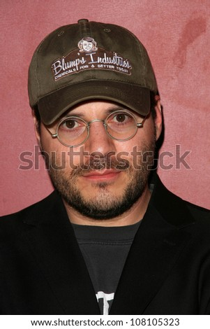 "Adam Rifkin  at the Preview Screening of ""National Lampoon's Homo Erectus"". Egyptian Theatre, Hollywood, CA. 07-09-08"