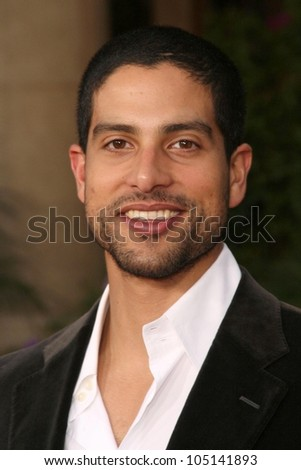 Adam Rodriguez  at the Rally For Kids With Cancer 'The Winner's Circle' Gala Dinner. Private Location, Beverly Hills, CA. 05-02-09