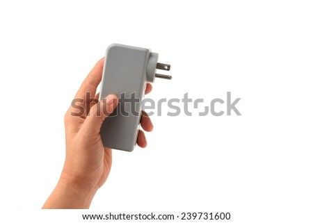 adapter isolated