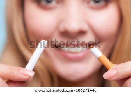 how to avoid cigarette addiction