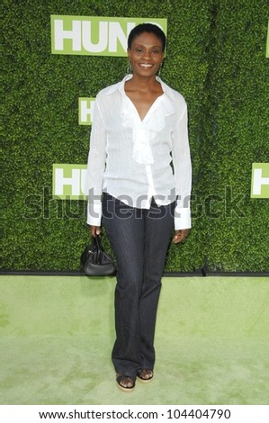 Adina Porter at the Los Angeles Premiere of the Series 'Hung'. Paramount Theater, Hollywood, CA. 06-24-09