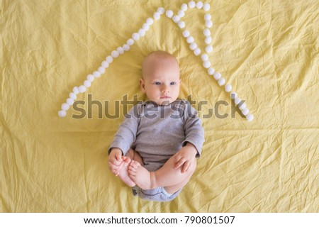 Ball under the bed stock images royalty free images - Bed made of balls ...