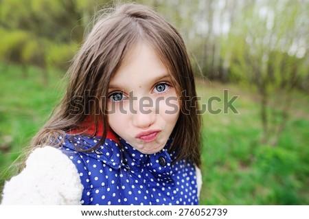 cute teen silly faces