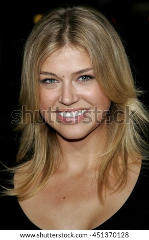 Adriane Palicki at the Los Angeles premiere of 'Stranger Than Fiction' held at the Mann Village Theatre in Westwood, USA on October 30, 2006.